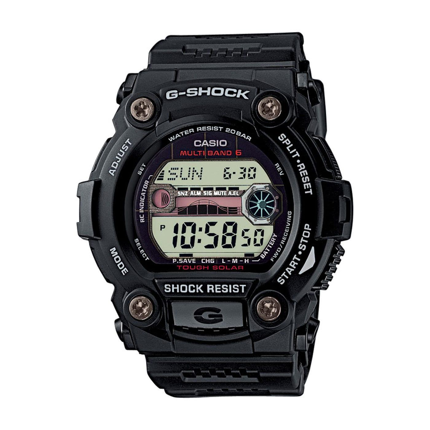 Casio G-Shock GW-7900 1ER black