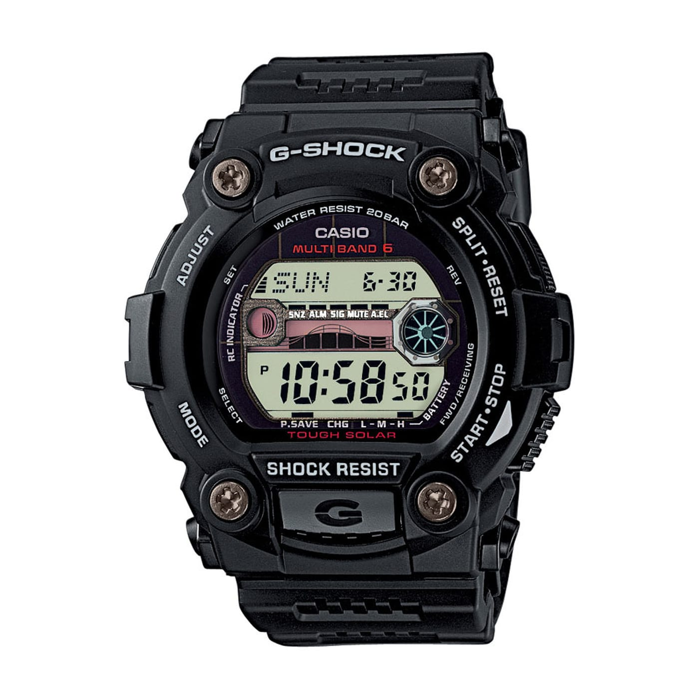 Casio G-Shock GW-7900 1ER čierne