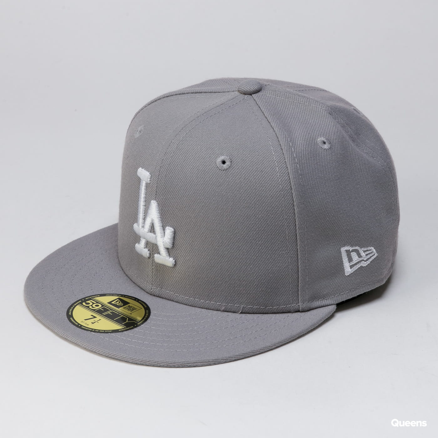 New Era MLB Basic LA C/O grau / weiß