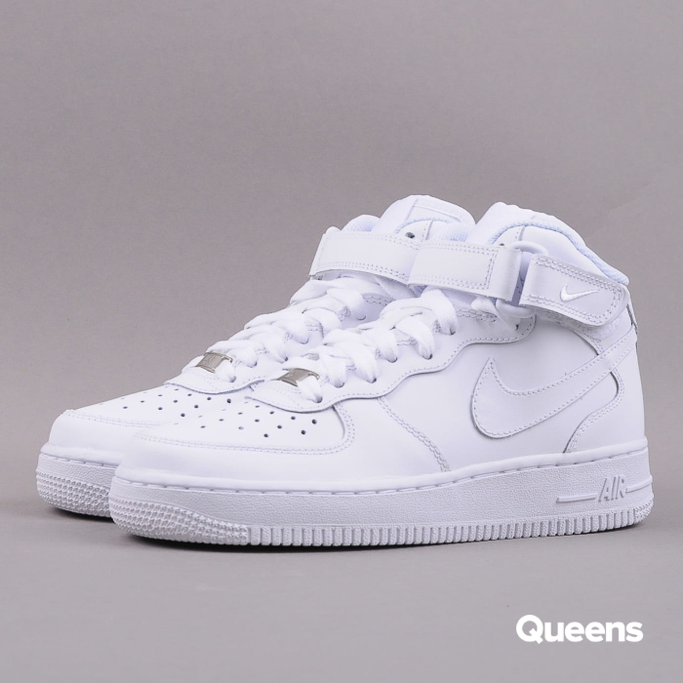 Nike Air Force 1 MID (GS) white / white
