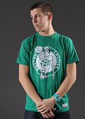 Mitchell & Ness Team Logo Traditional Boston Celtics tmavě zelené