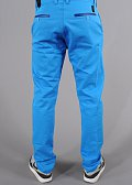 Turbokolor Slim Fit Chinos blue