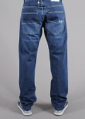 Mass DNM Slang Straight Fit Jeans dark blue