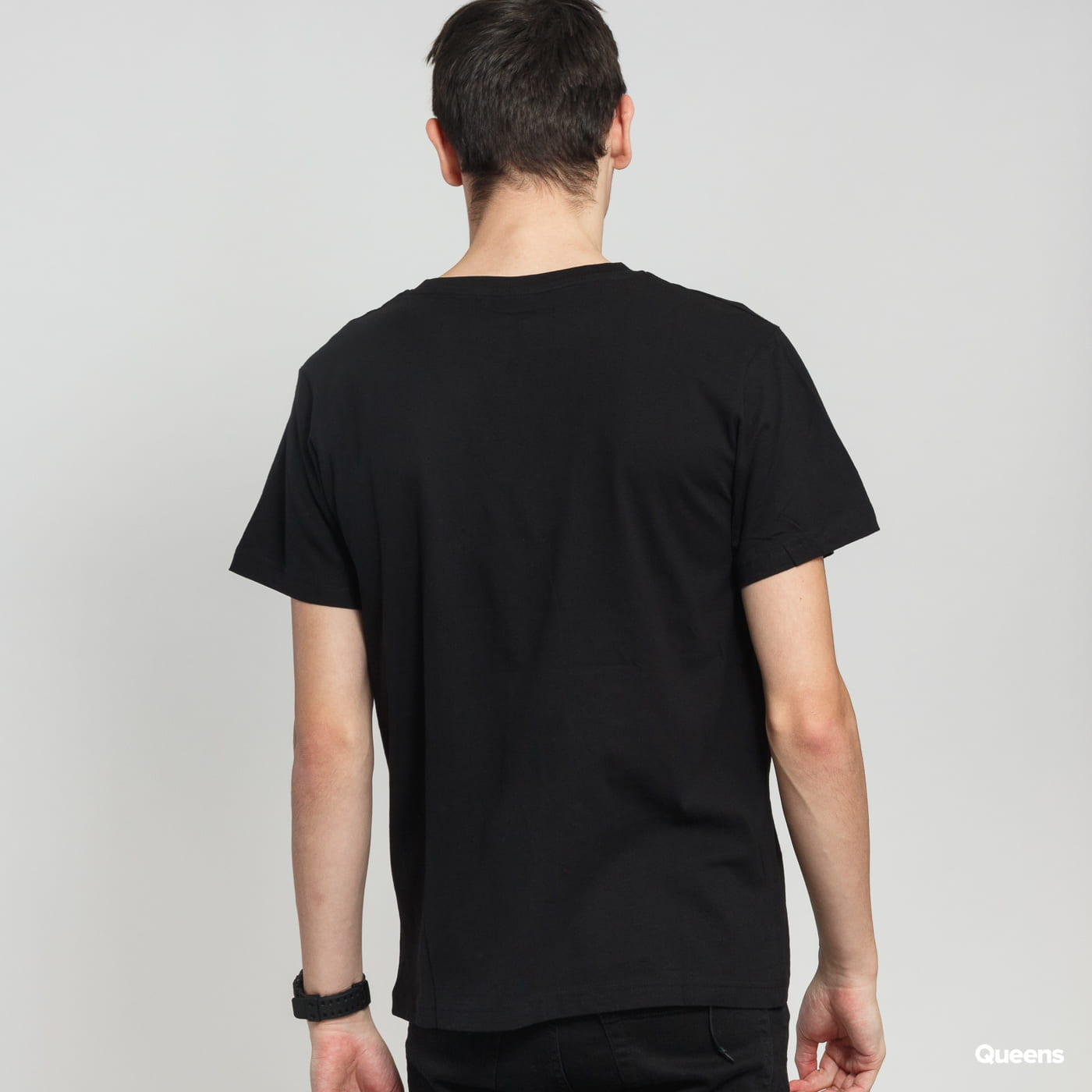 Urban Classics Camo Pocket black
