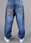 Stoprocent Brushtag Jeans blue