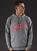 The Hundreds Cactus Pullover šedá
