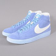 Nike WMNS Blazer MID Suede VNTG light blue / sl - ic bl - gm md brwn