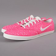 Nike WMNS Starlet Saddle CVS PRT pink force / sail