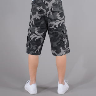 Urban Classics Camouflage Cargo Shorts