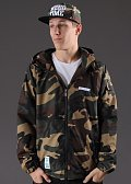 Mass DNM Joint Jacket camo zelená