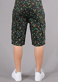 LRG Brightest Heard Classic Cargo Shorts černé