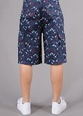 LRG Brightest Heard Classic Cargo Shorts navy