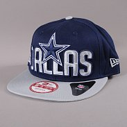 New Era NFL Draft Dallas Cowboys navy / šedá