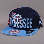New Era NFL Draft Tennessee Titans navy / modrá