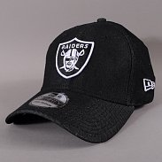 New Era NFL Denim Touchdown Oakland Raiders černá