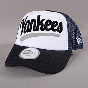 New Era Fresh 2 Trucker NY Yankees navy / bílá