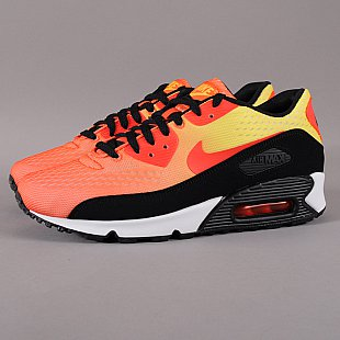 Nike Air Max 90 EM tm orange / tm orng - tr yllw - blk