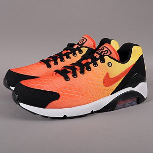 Nike Air Max 180 EM tm orange / tm orng - tr yllw - blk