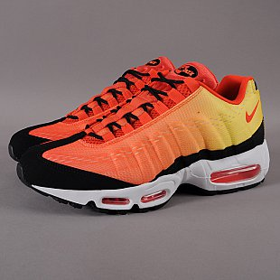 Nike Air Max 95 EM tm orange / tm orng - blk - ttl crmsn