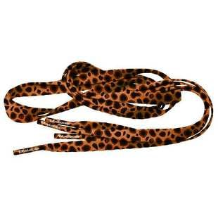 MD Tube Laces Special Flat 120 Cheetah