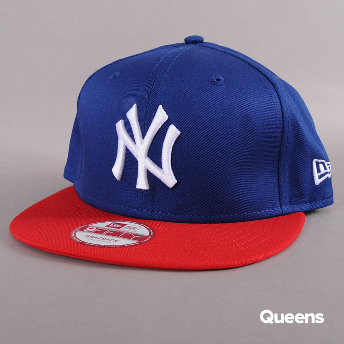 New Era 950 Cotton Block NY dunkelblau / rot / weiß