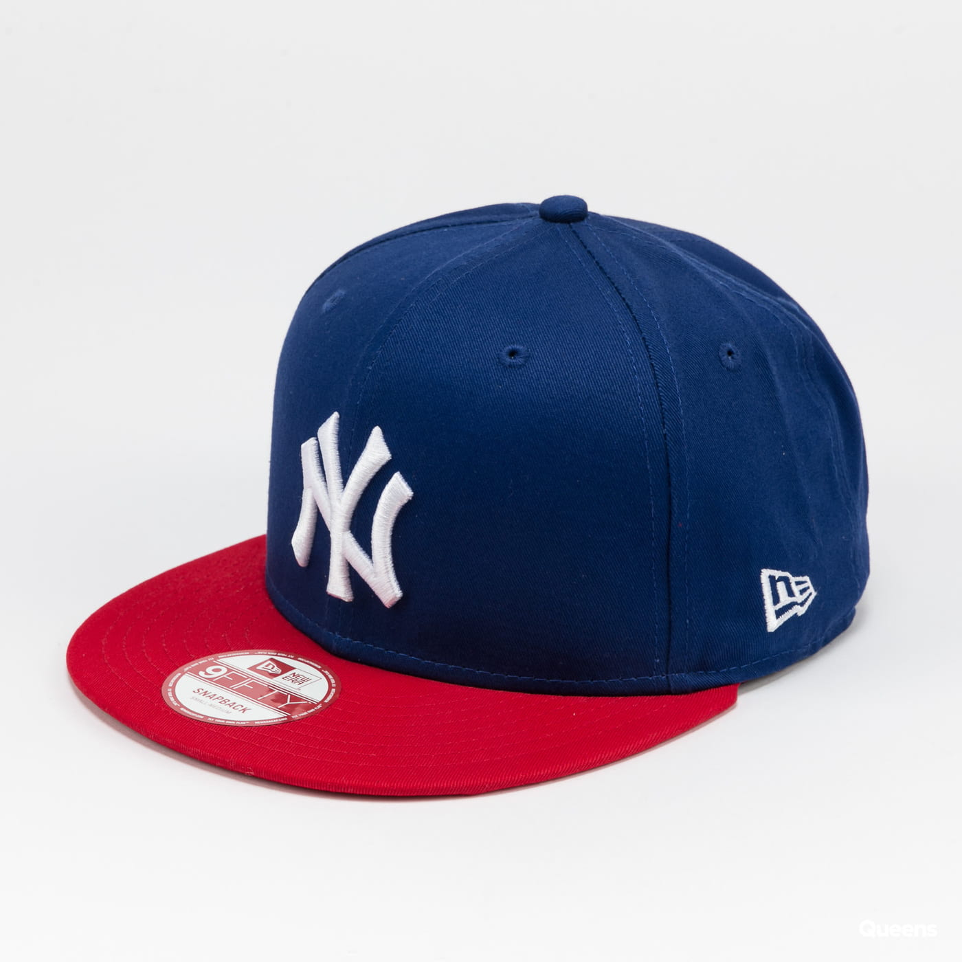 New Era 950 Cotton Block NY C/O dunkelblau / rot / weiß