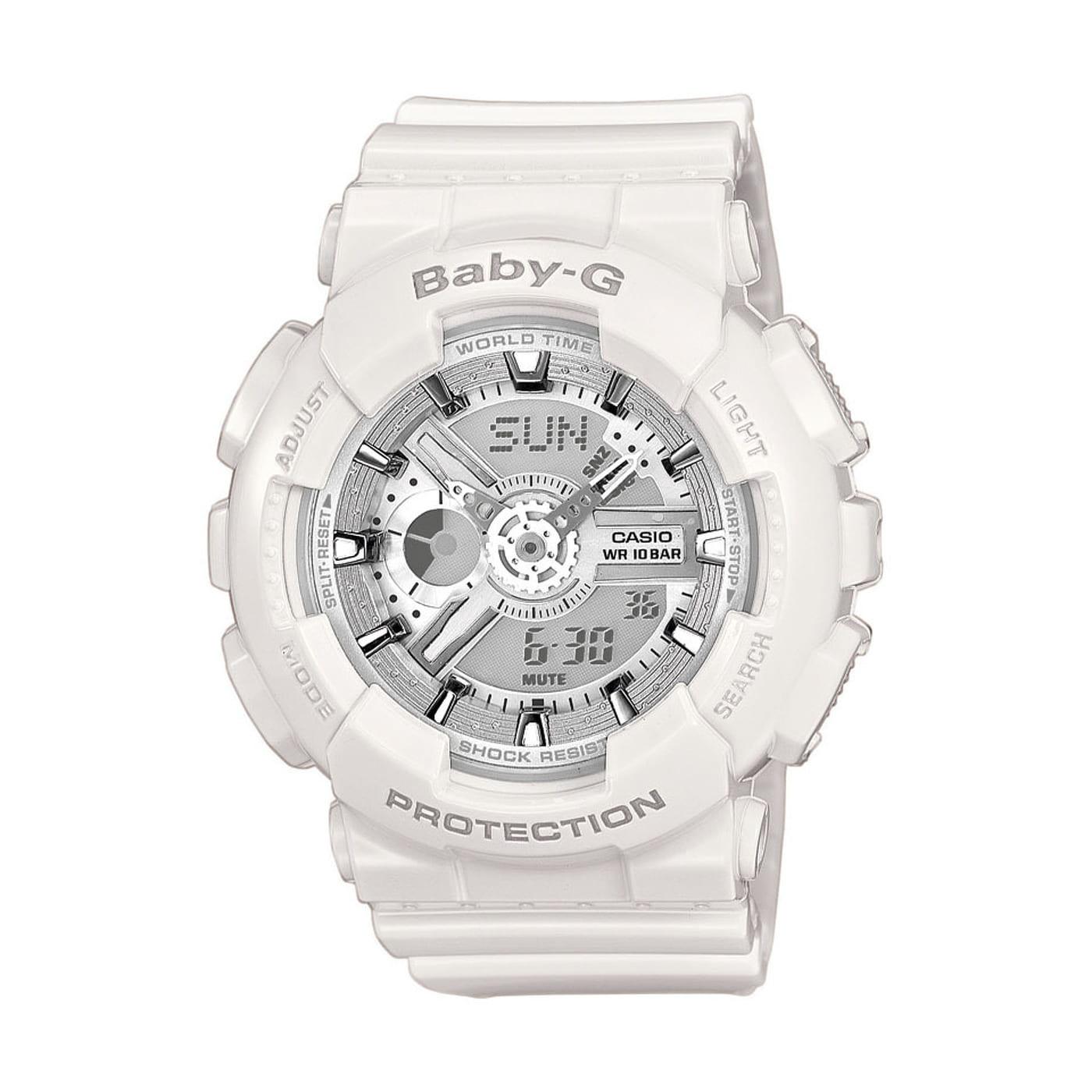 Casio Baby-G BA 110-7A3ER weiß