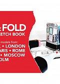 VA Cut and Fold Subway book