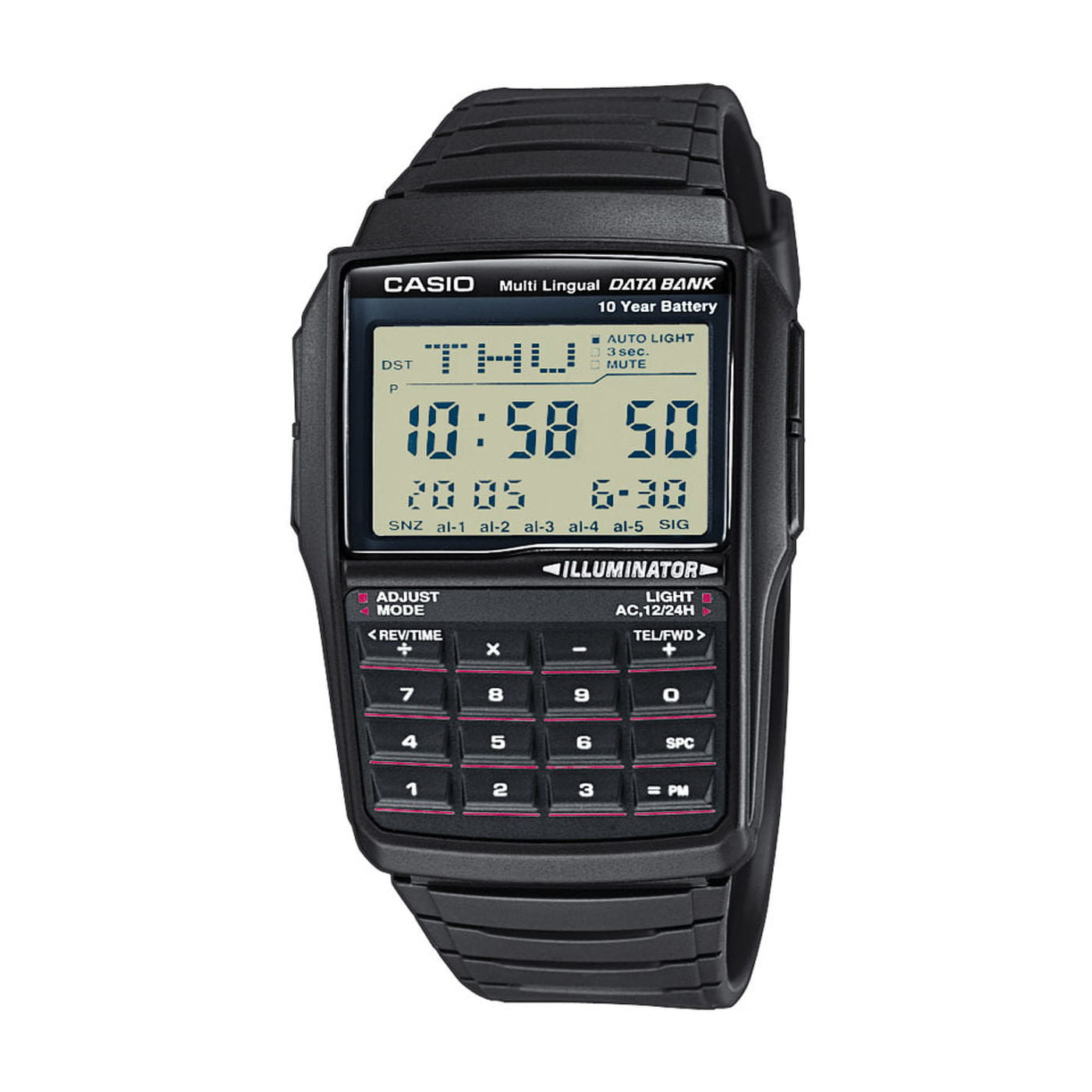 Casio DBC 32-1AES black