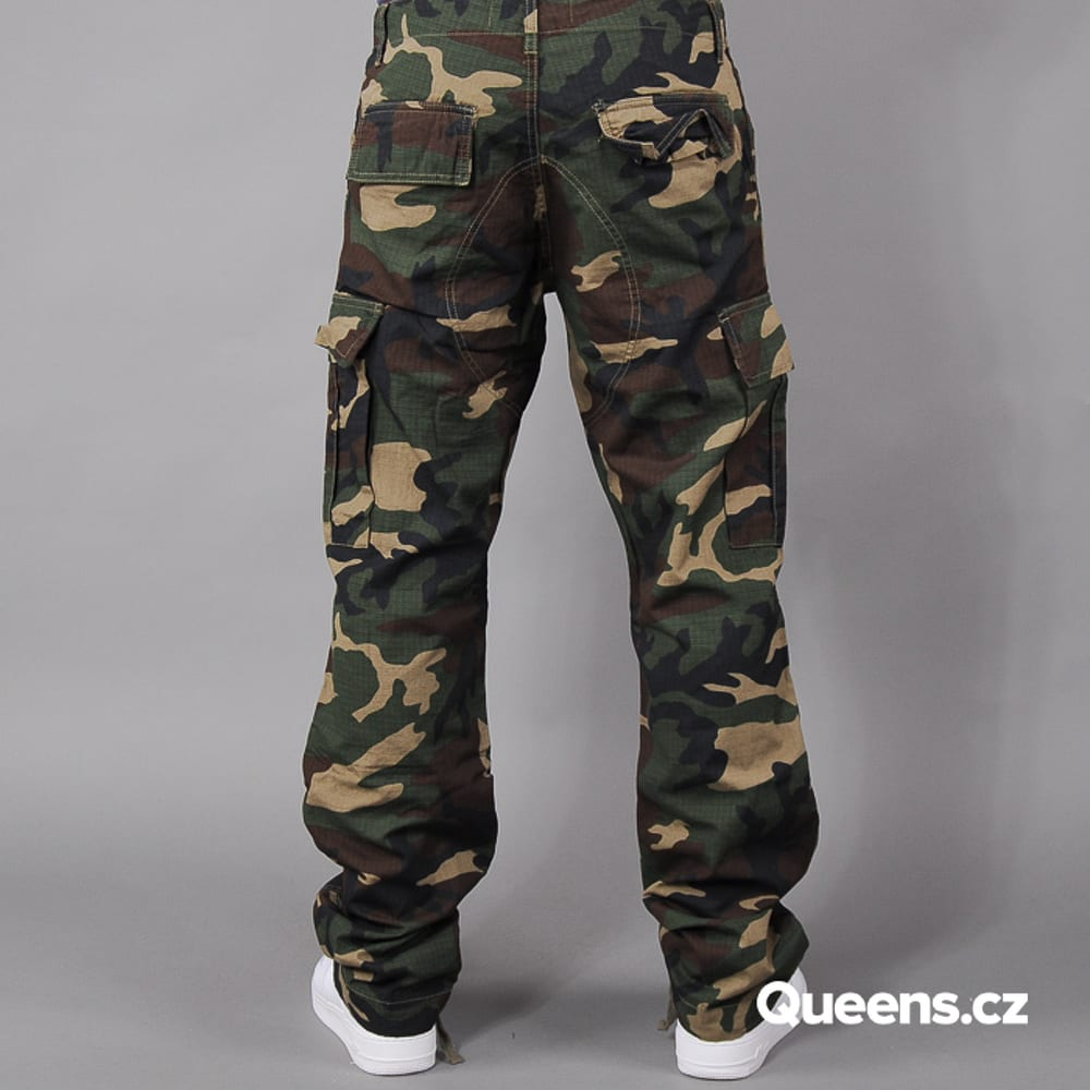Kalhoty Urban Classics Camouflage Cargo Pants (tb630) – Queens 💚 e7d38cb5a1