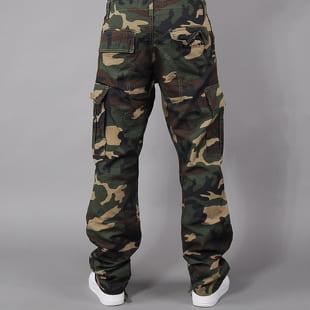 Urban Classics Camouflage Cargo Pants