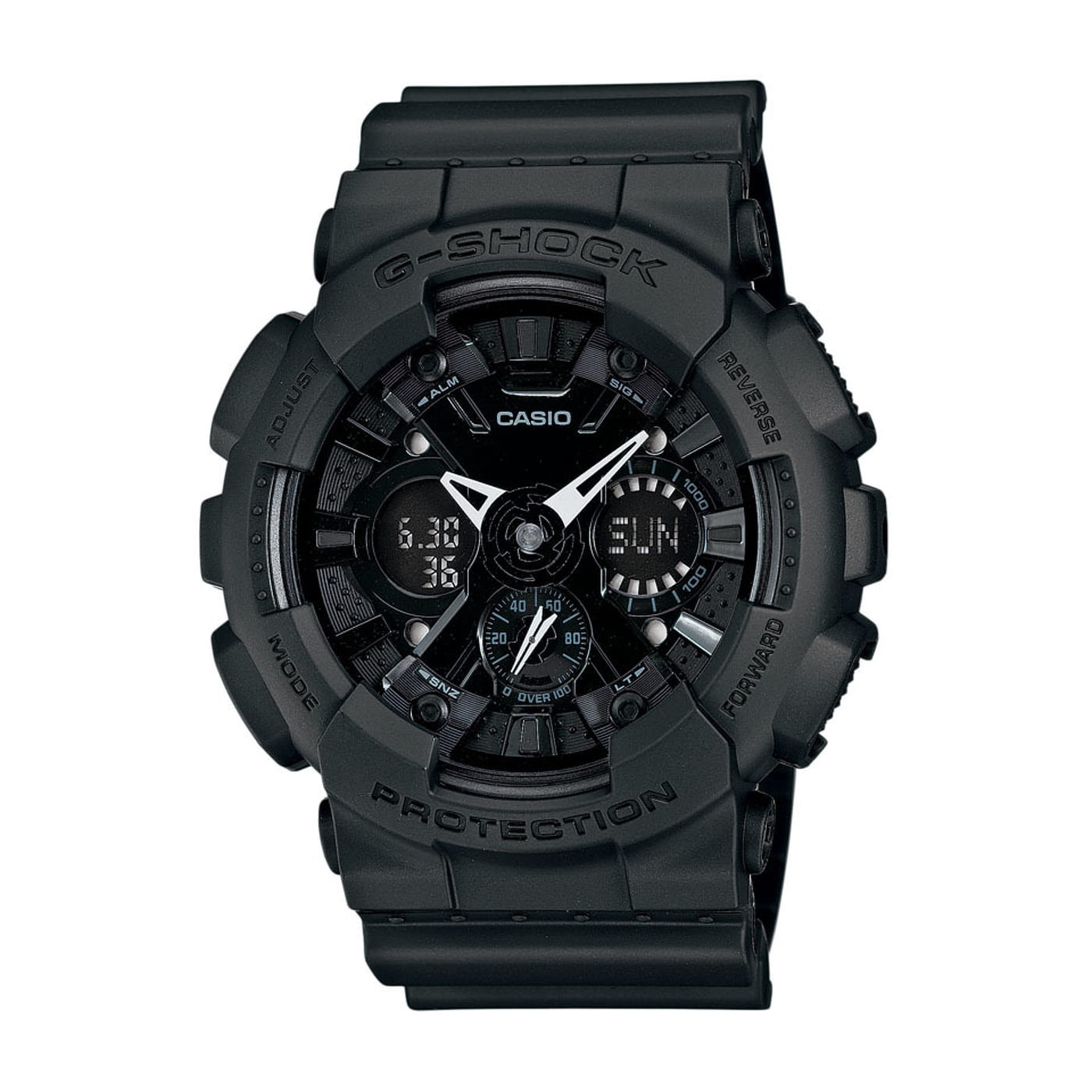 Casio G-Shock GA 120BB-1AER čierne