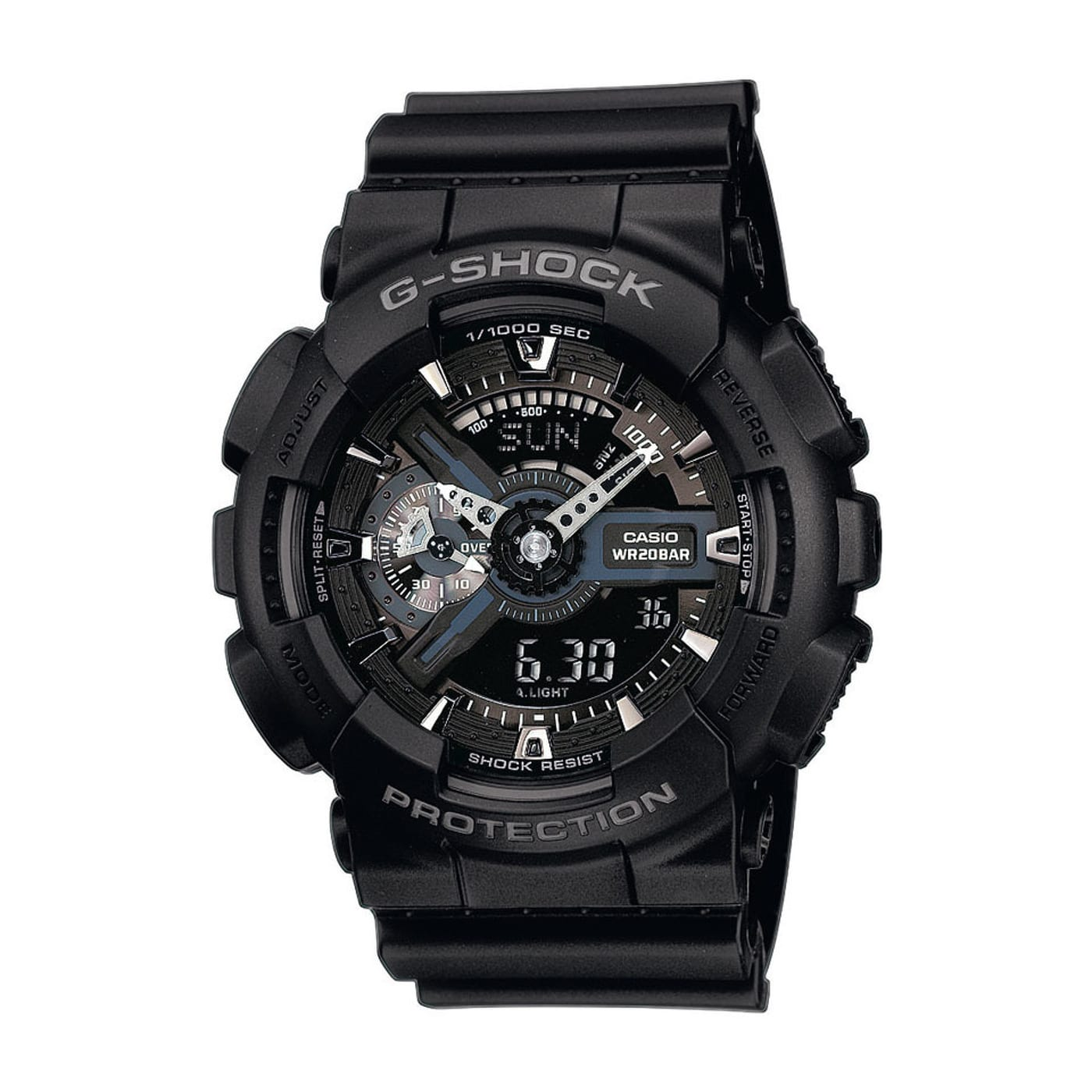 Casio G-Shock GA 110-1BER black / gray