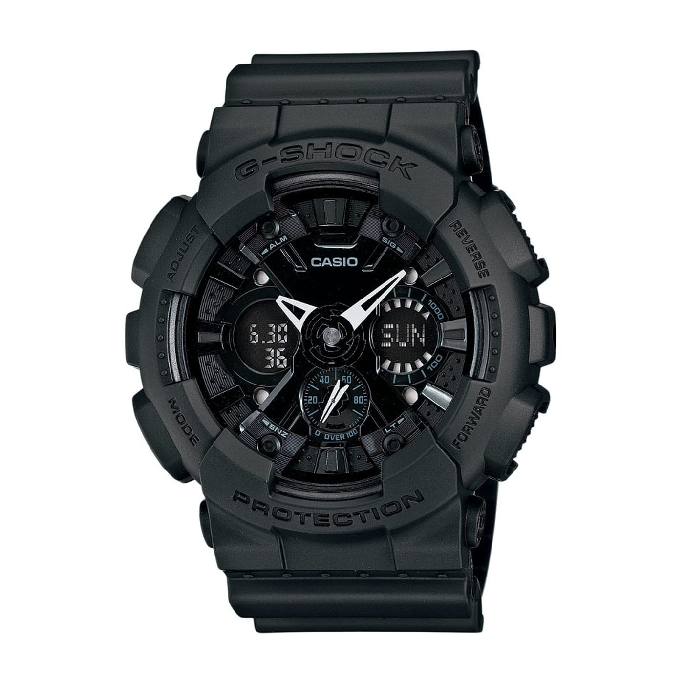Casio G-Shock GA 120BB-1AER black