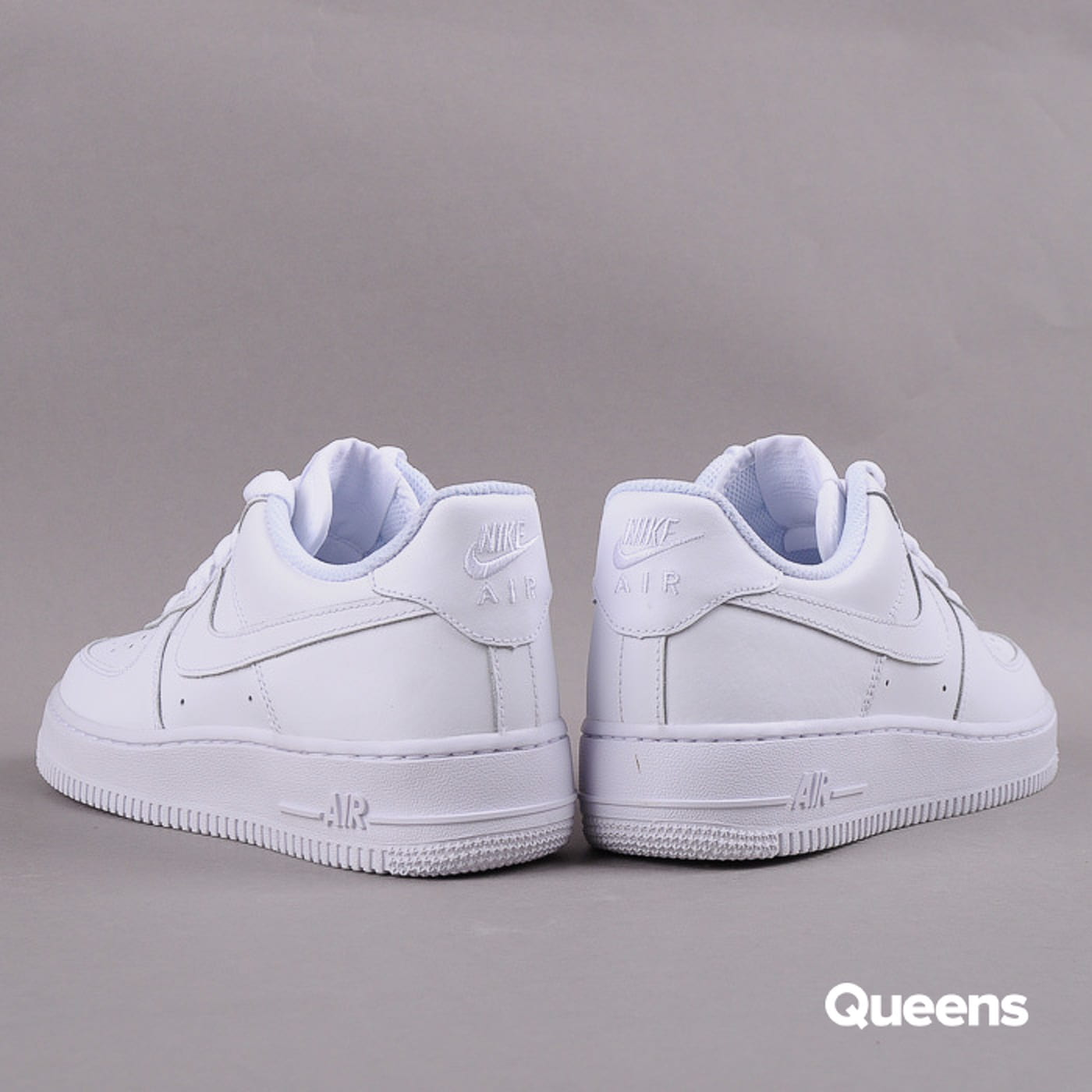 Nike Air Force 1 (GS) white / white - white