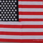 MD Bandana Stars & Stripes weiß / rot / navy