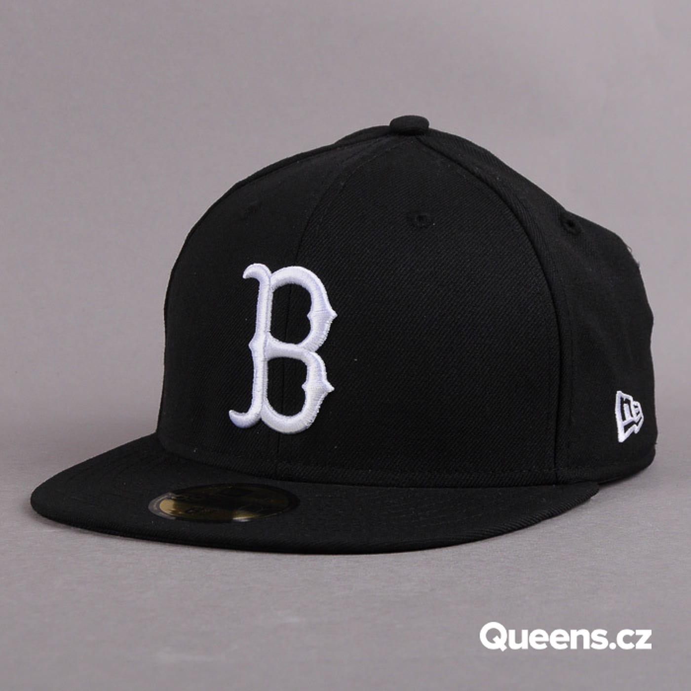 New Era MLB Basic B čierna / biela