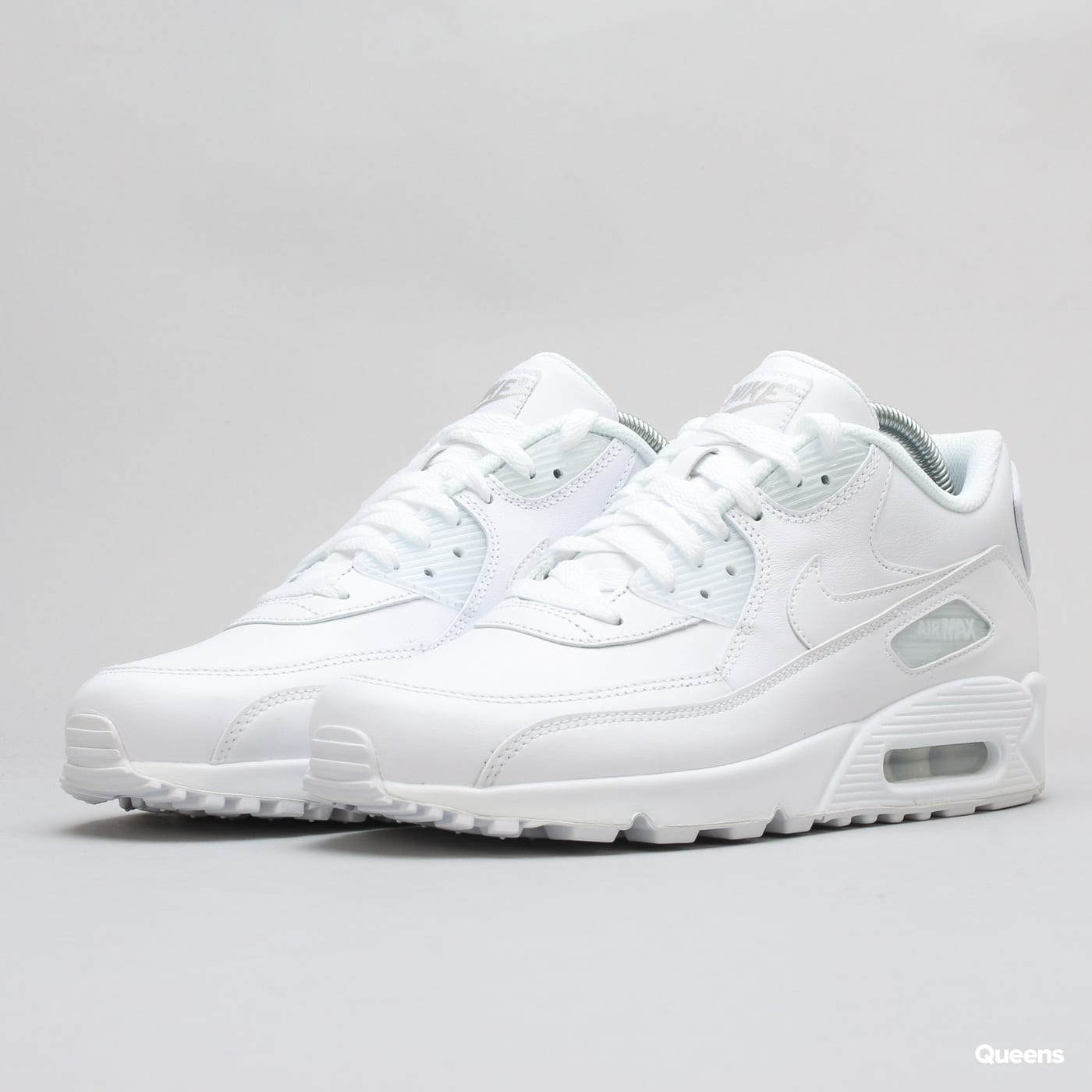 online store 510f6 2064a Sneakers Nike Air Max 90 Leather (302519-113)– Queens 💚