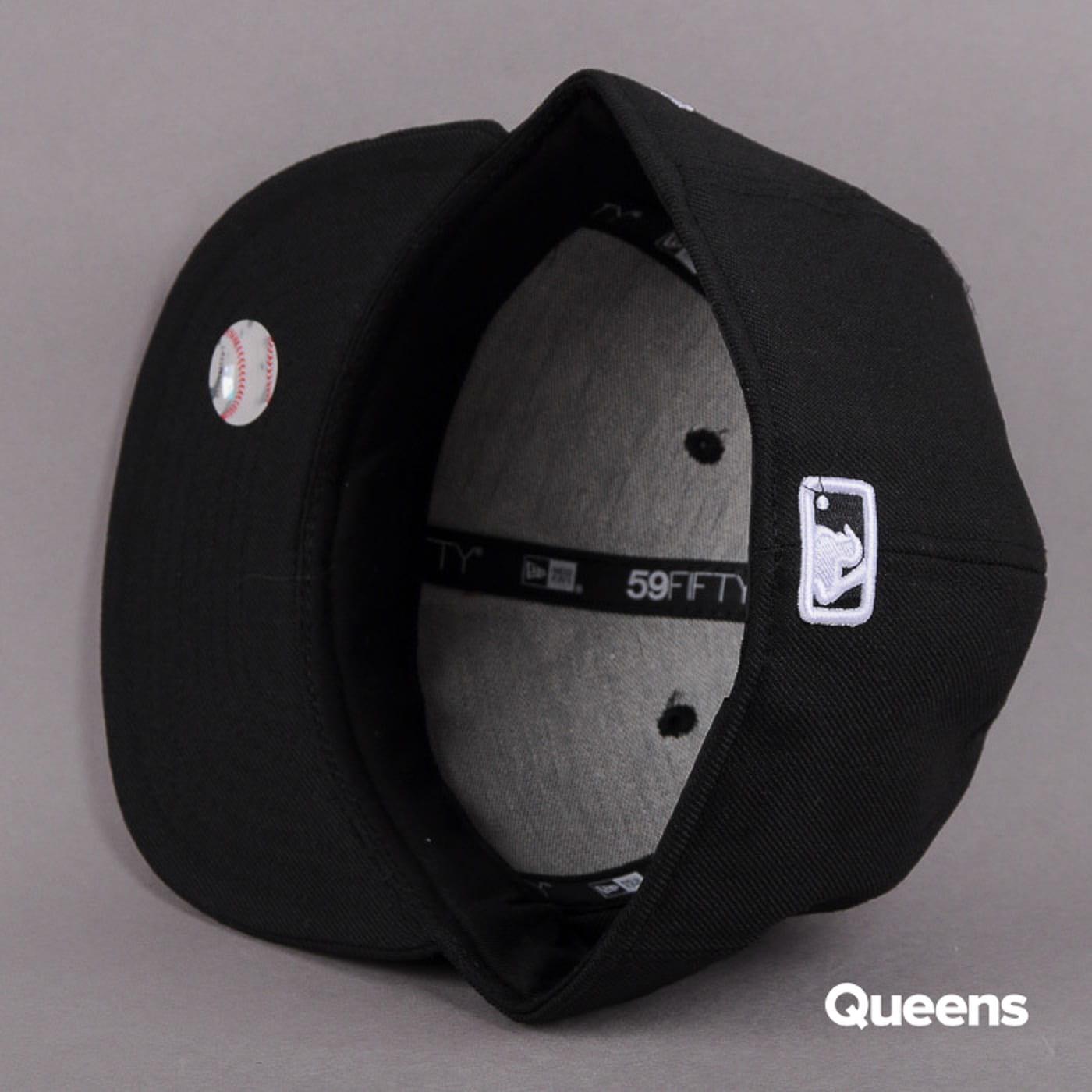 New Era 5950 MLB Basic A C/O čierna / biela