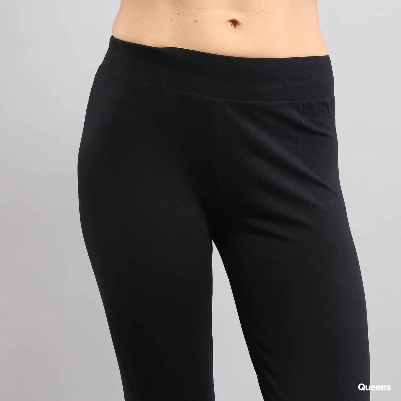 Urban Classics Ladies Jersey Leggings čierne