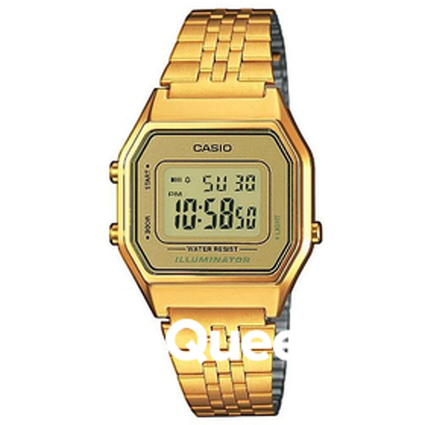 Casio LA680WEGA 9ER gold