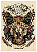 VA Tattoo Colouring book