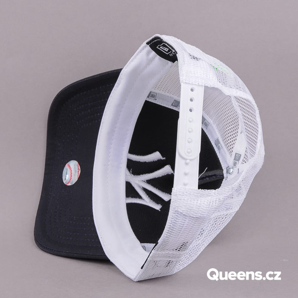 New Era Clean Trucker NY navy / white