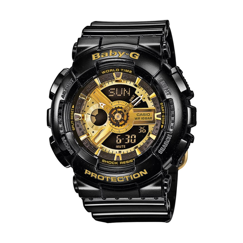 Casio Baby-G BA 110-1AER black