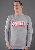 Urban Classics Hashtag Sneakerporn Crewneck