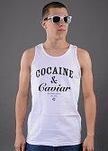 Crooks & Castles Cocaine & Caviar Tank Top
