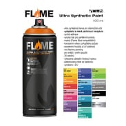 Flame Orange 400ml