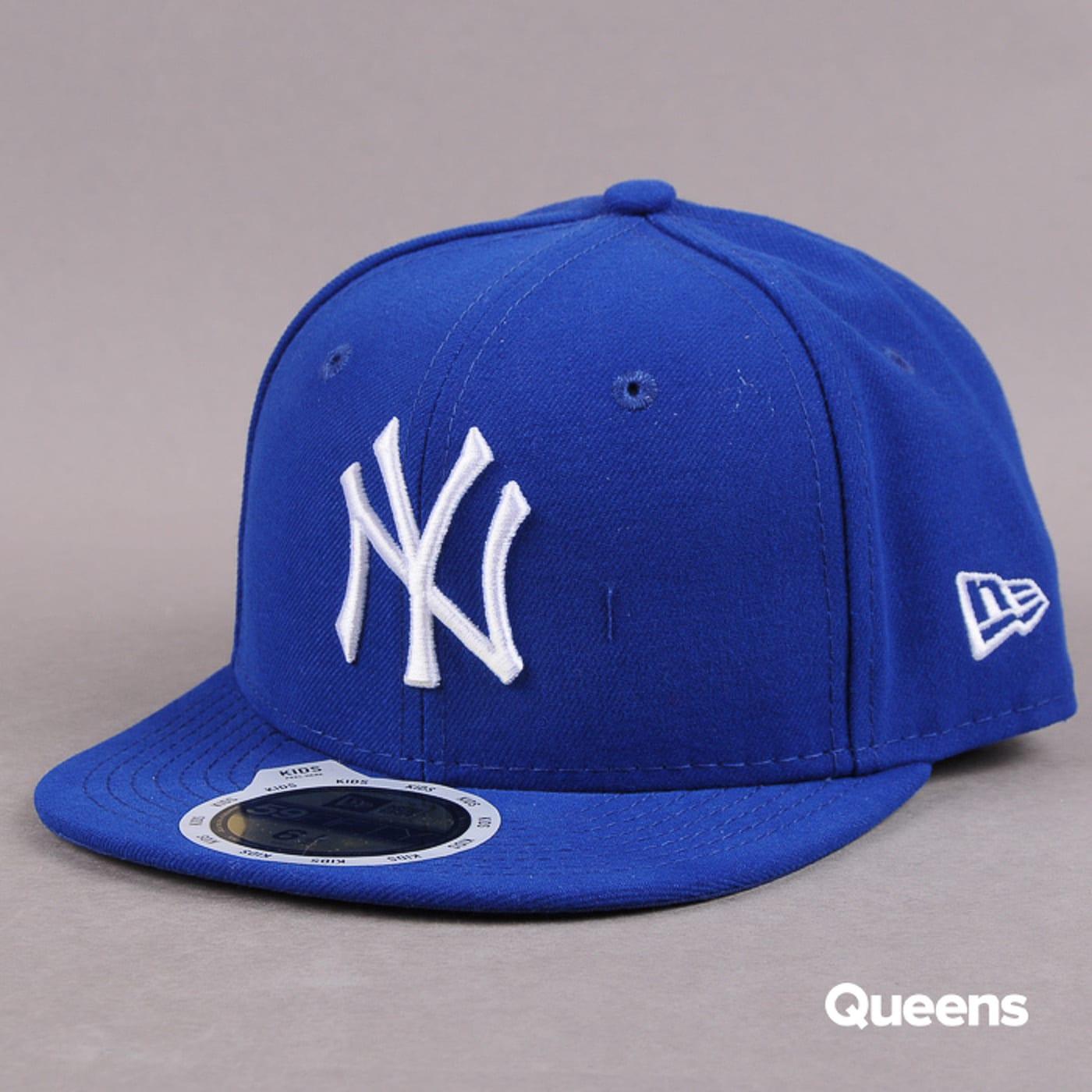 New Era Kids MLB League Basic NY blau