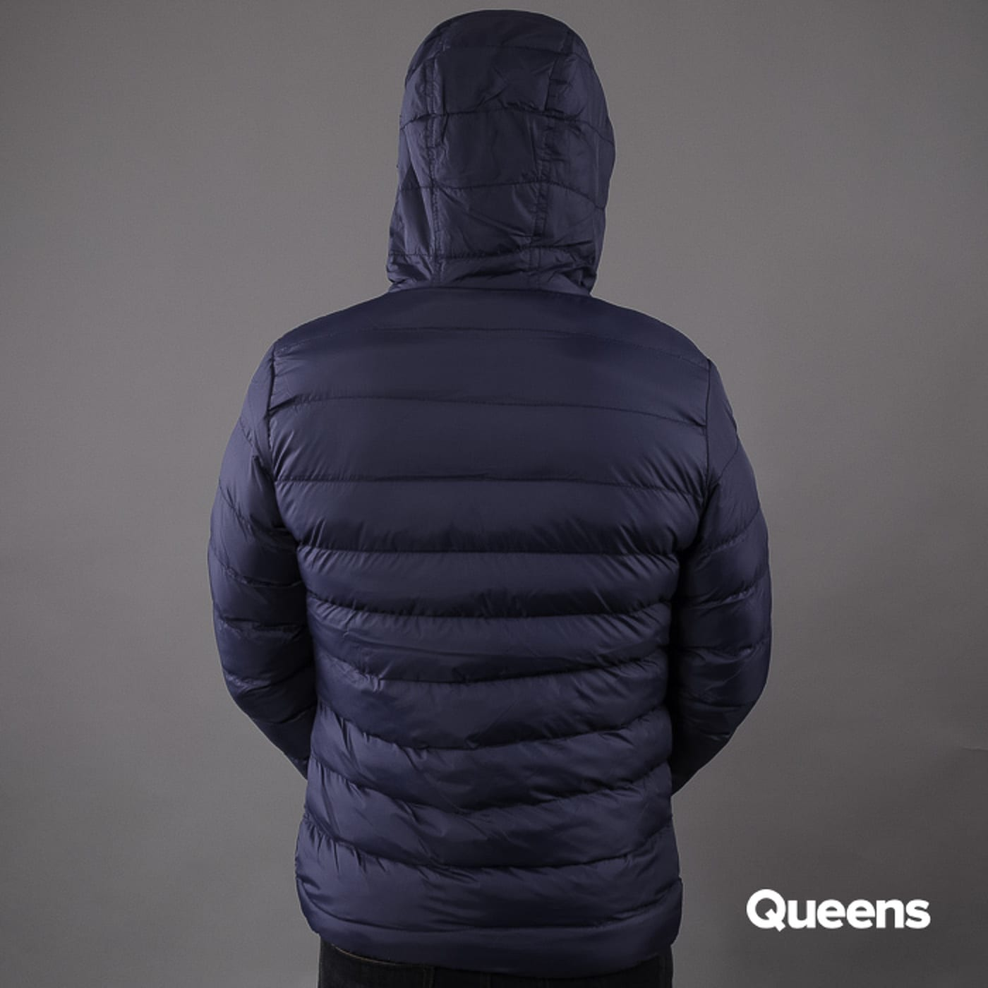 Urban Classics Basic Bubble Jacket Marine