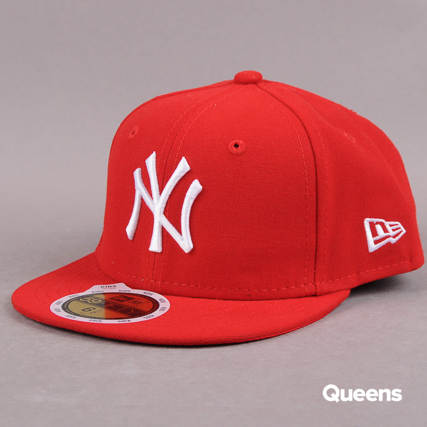 New Era Kids MLB League Basic NY rot